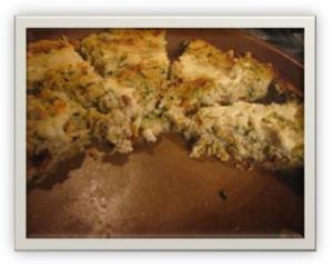 Zucchini Ricotta Cheesecake_1