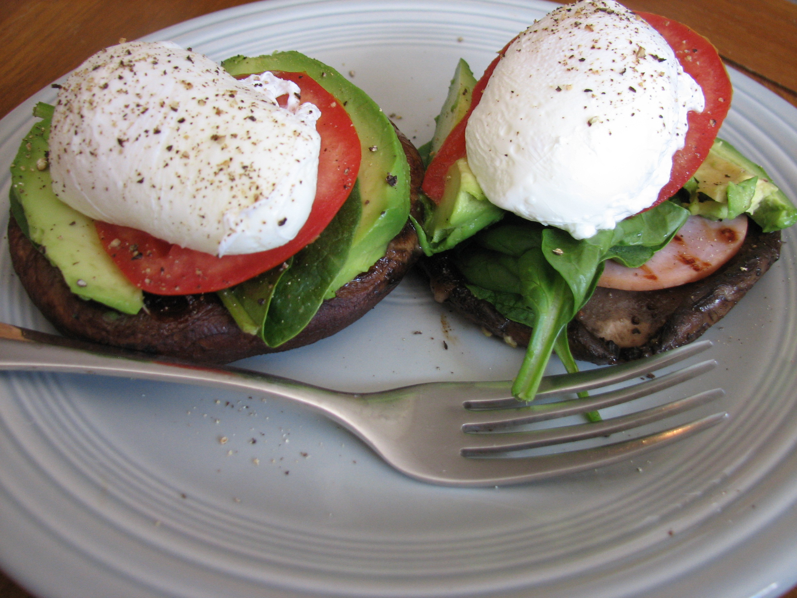 Eggs Benedict   Simply Healthy Cooking